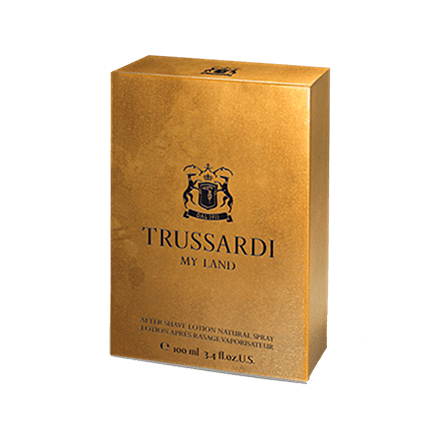 Trussardi My Land Aftershave Lotion