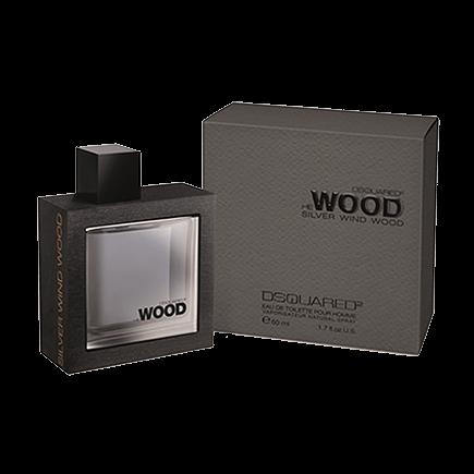 Dsquared² Silver Wind Wood Eau de Toilette Spray