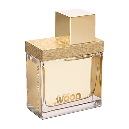 Dsquared² Golden Light Wood Eau de Parfum Spray