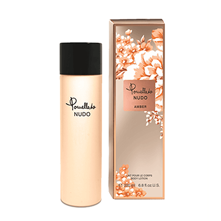 Pomellato Nudo Amber Body Lotion