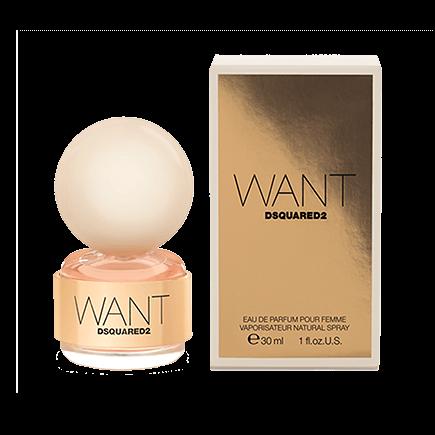 Dsquared² Want Eau de Parfum Spray