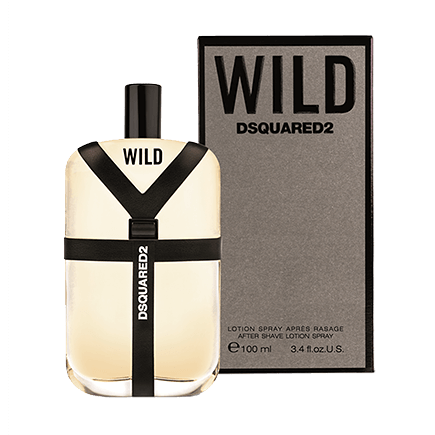 Dsquared² Wild Aftershave Lotion