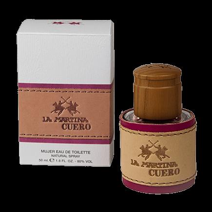 La Martina Cuero Woman Eau de Toilette Spray