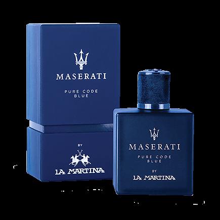 La Martina Maserati Pure Code Blue Eau de Toilette Spray