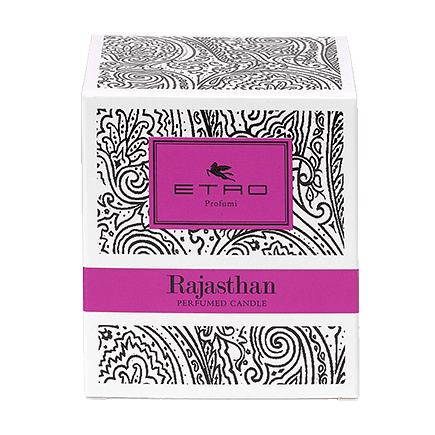Etro Candles Rajasthan Perfumed Candle