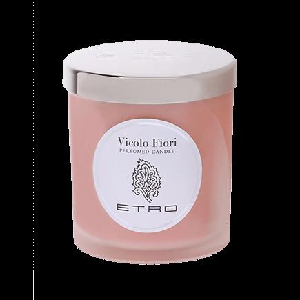 Etro Candles Vicolo Fiori Perfumed Candle