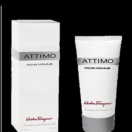 Salvatore Ferragamo Attimo pour Homme Shower Gel