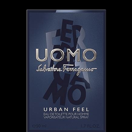 Salvatore Ferragamo Uomo Urban Feel Eau de Toilette Spray