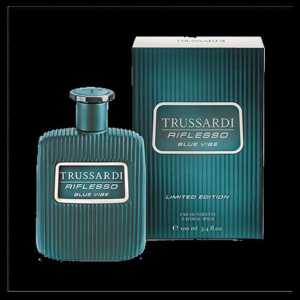 Trussardi Riflesso Blue Vibe Limited Edition