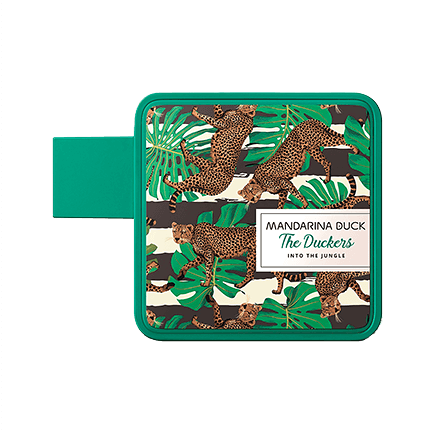 Mandarina Duck The Duckers Into The Jungle Eau de Toilette Spray