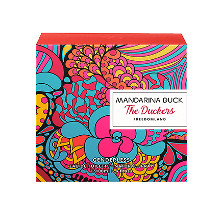 Mandarina Duck The Duckers Freedomland Eau de Toilette Spray