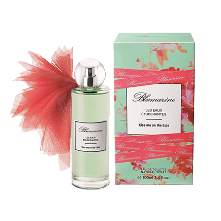 Blumarine Les Eaux Exuberantes Kiss Me On The Lips Eau de Toilette Spray