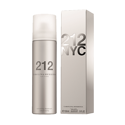 Carolina Herrera 212 Deodorant Spray