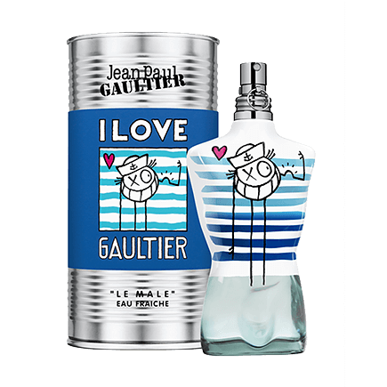 Jean Paul Gaultier I Love Le Male Eau Fraiche Eau de Toilette Spray