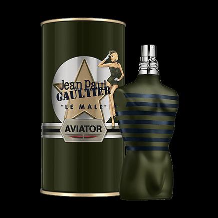 Jean Paul Gaultier Limited Edition 2020 Le Male Aviator Eau de Toilette Spray