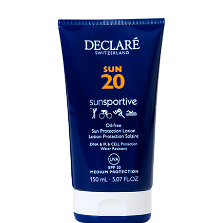 Declare sunsportive Oil-free Sun Protection Lotion  SPF 20
