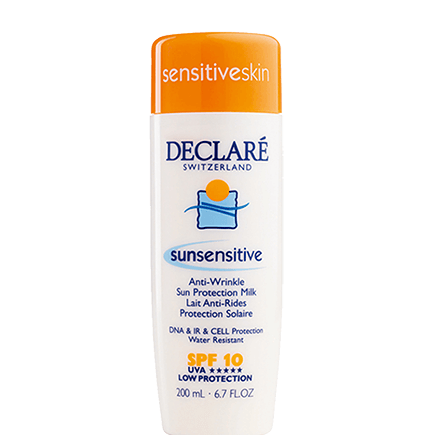 Declare sunsensitive Anti-Wrinkle Sun Protection Milk  SPF 10