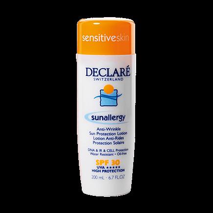 Declare sunsensitive Anti-Wrinkle Sun Protection Lotion  SPF 30