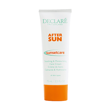 Declare sunsensitive AFTER SUN  Soothing And Moisturizing Care Cream