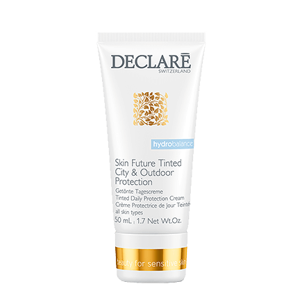 Declare hydrobalance Skin Future Tinted City And Outdoor Protection