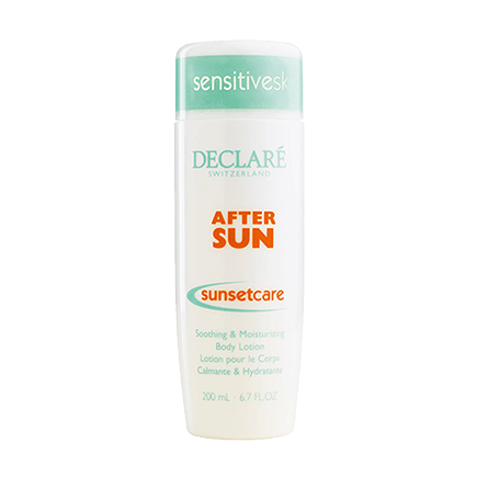 Declare sunsensitive AFTER SUN  Soothing And Moisturizing Body Lotion