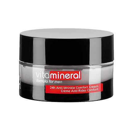 Declare vitamineral  formula for men24h Anti-Wrinkle Comfort Cream