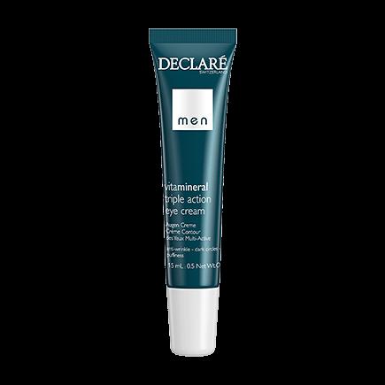 Declare vitamineral  formula for menTriple Action Eye Cream