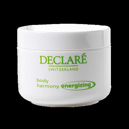Declare body harmony  energizing Aktivierendes Körper Peeling