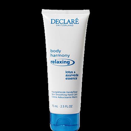 Declare body harmony  energizing Hautglättende Handpflege