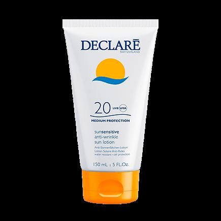 Declare sunsensitive anti-wrinkle sun lotion SPF 2