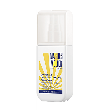 Marlies Möller style and hold uv-light & pollution protect hairspray