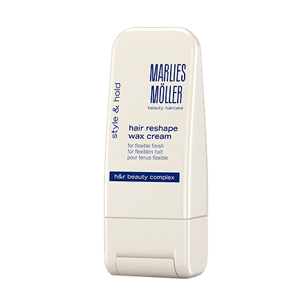 Marlies Möller hair reshape wax cream
